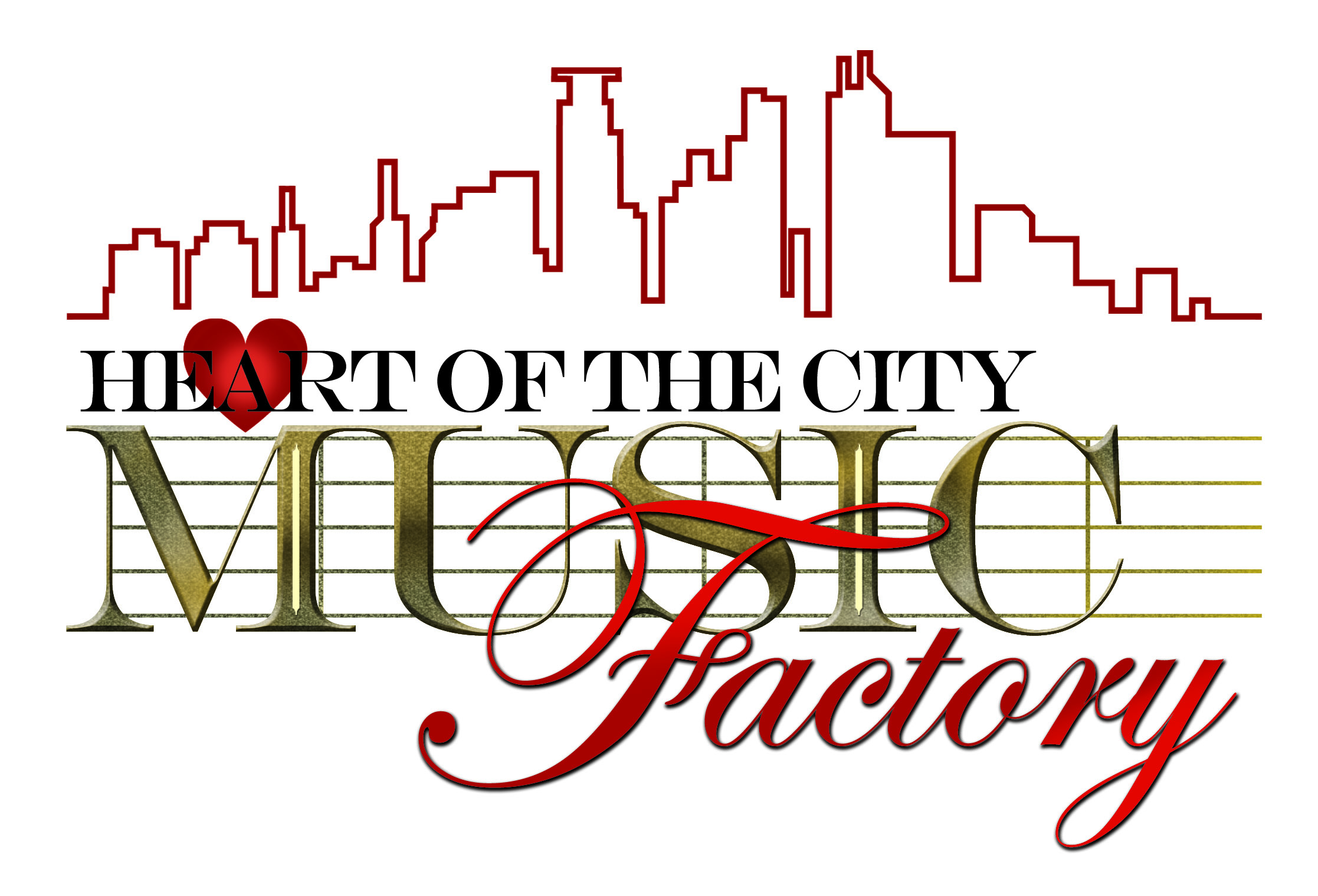 Heart of The City Music factory