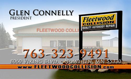 Fleetwood Collision