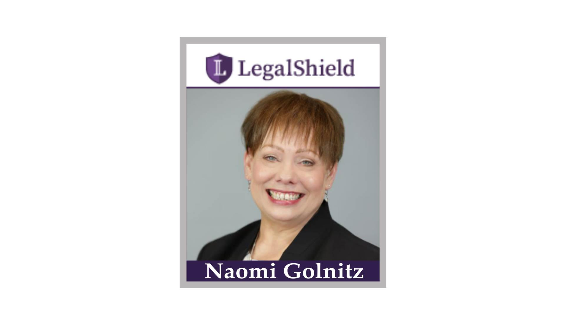 LegalShield – Naomi Golnitz