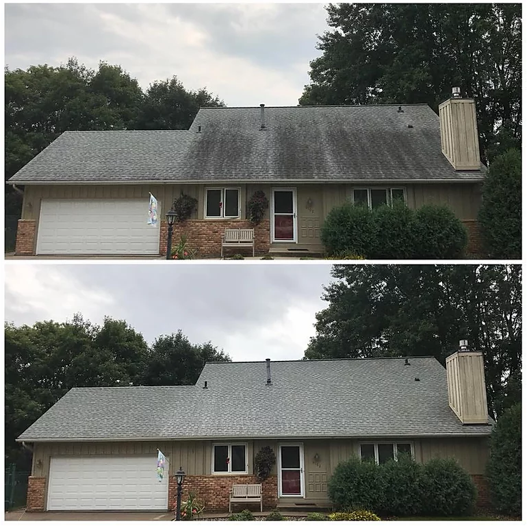 Advanced Roof and Exterior Cleaning