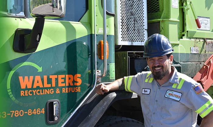 Walters Recycling and Refuse Inc.