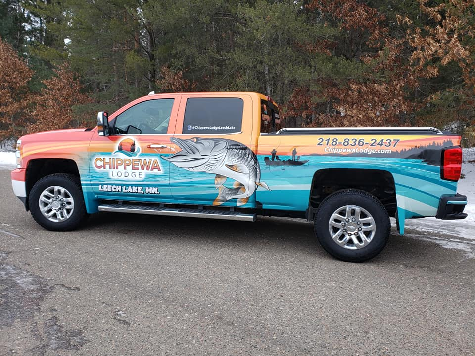Wrap 1 Signs & Graphics