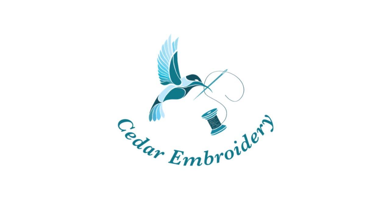 Cedar Embroidery